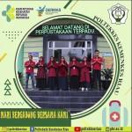 Mari bergabung bersama kami di Kampus Kesehatan Poltekkes Kemenkes Riau