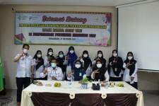 Kegiatan Kunjungan Rombongan Poltekkes Kemenkes Medan dalam Rangka Studi Tiru (Benchmarking) ke Perpustakaan Poltekkes Kemenkes Riau